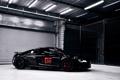 Картинка Audi, sport, black, tuning, V10