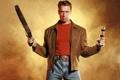 Картинка Арнольд Шварценеггер, Arnold Schwarzenegger, Последний киногерой, Jack Slater, Last Action Hero