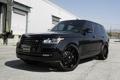 Картинка черный, спорт, Land Rover, Range Rover, Black, Sport, ленд ровер