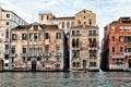 Картинка вода, дом, Город, Венеция