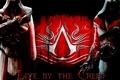 Картинка эмблема, assassins creed, Эцио