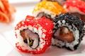 Картинка рыба, Japan, рис, икра, rolls, sushi, суши
