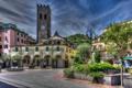 Картинка HDR, Италия, Liguria, Monterosso
