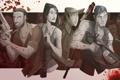 Картинка арт, Лори, series, walking dead, Рик, Гленн, Дерил