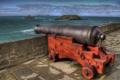 Картинка пушка, France, Brittany, St.-Malo