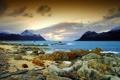 Картинка море, небо, скалы