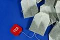 Картинка фон, Tea Bags, макро