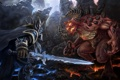 Картинка art, arthas, diablo, heroes of the storm, wow, moba