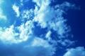 Картинка небо, облака, природа