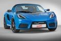 Картинка авто, синий, передок, Detroit Electric, SP:01