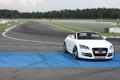 Картинка Audi, Дорога, Белый, Асфальт, Car, Автомобиль, ABT