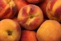 Картинка фрукты, персики, мохнатые