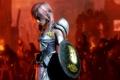 Картинка Final Fantasy XIII, Lightning, Square Enix