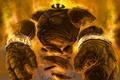 Картинка существо, арт, WoW, World of Warcraft, элементаль, Hearthstone, Blackrock Mountain