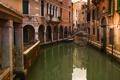 Картинка мост, дома, Италия, Венеция, канал