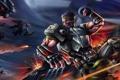 Картинка ракеты, костюм, мужчина, League of Legends, Draven, Glorious Executioner