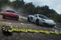 Картинка дорога, гонка, погоня, шипы, lamborghini aventador lp700-4, need for speed most wanted 2, Dodge Viper ...