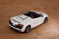 Картинка машина, пустыня, 2012 Audi R8 GT Spyder