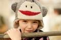 Картинка детство, настроение, девочка, шляпка