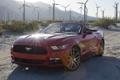 Картинка Ford, Mustang, мустанг, 2014, Convertible, форд