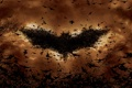 Картинка logo, bats, Batman, батман, Begins