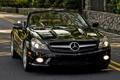 Картинка машины, чёрный, Mercedes, авто обои, мерседесы