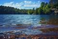 Картинка небо, вода, природа, озеро, StoneOcean