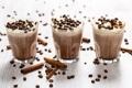 Картинка кофе, шоколад, зерна, корица