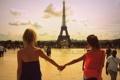 Картинка путешествия, вместе, эйфелева башня, париж, дружба