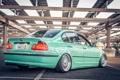 Картинка BMW, БМВ, тройка, Диски, E46, 3 series, Stance