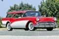Картинка Бьюик, передок, 1957, универсал, Buick, Wagon, Century