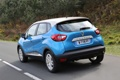 Картинка car, Renault, road, blue, wallpapers, Captur