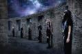 Картинка фон, девушки, Astral Guardians