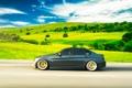Картинка sedan, BMW, 3 series, stance, бмв, 335i, дорога