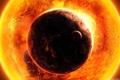 Картинка солнце, планеты, Warm, EYE