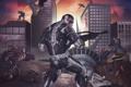 Картинка new york, Nanosuit, suit, Crysis 3, Prophet