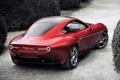 Картинка Alfa Romeo, авто, вид сзади, машина, Touring, Disco Volante