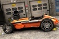 Картинка Concept, оранжевый, Roadster, концепт, вид сзади, and, by Zolland Design