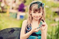 Картинка настроение, портрет, девочка