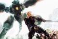 Картинка art, Raiden, Metal Gear Rising: Revengeance, cyborg, Metal Gear RAY, mgr