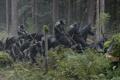 Картинка Планета обезьян: Революция, обезьяна, лошадь, Dawn of the Planet of the Apes