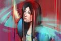 Картинка кровь, игра, арт, Алиса, art, alice: madness return