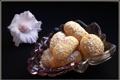 Картинка цветок, еда, печенье, натюрморт, flower, кулинария