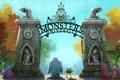 Картинка монстры, вечеринка, Академия монстров, Mike Wazowski, Sulley, Monsters University