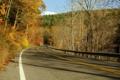 Картинка пейзаж, осень, дорога