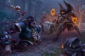 Картинка warcraft, chen, Heroes of the Storm, moba, Azmodan