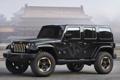 Картинка Черный, Винил, concept, Колеса, Dragon, Wrangler, Jeep