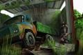 Картинка грузовик, stalker, припять, сталкеры, зил