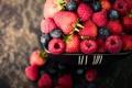 Картинка лето, ягоды, еда