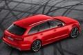 Картинка машина, красный, Audi, обои, универсал, Avant, RS6